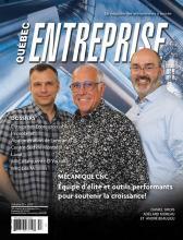 Mécanique CNC: Équipe d'élite et outils performants pour soutenir la croissance!